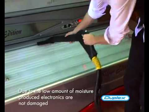 How to Clean Sauna and Solarium with Steam Cleaning Solutions