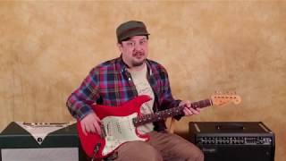 The Key To Hendrix Pentatonic licks (Bonus Octaves)