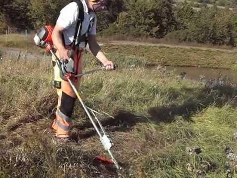 Ergo-Schnitt: Vouwbare rand- & bastbeschermer - Le protège-bordure & -végétation