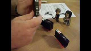How to reuse your printer ink cartridges and not have a printer cartridge still empty message