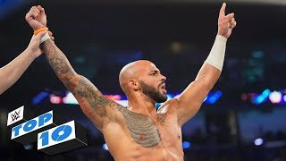 Top 10 SmackDown Live moments: WWE Top 10, February 19, 2019