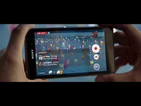 Xperia™ Z1, en exclusiva con Telcel.