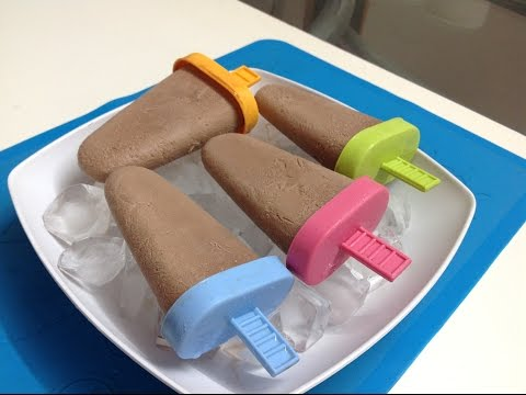 Nutella Popsicles - 3 ingredients Nutella Popsicles - Creamy Popsicles