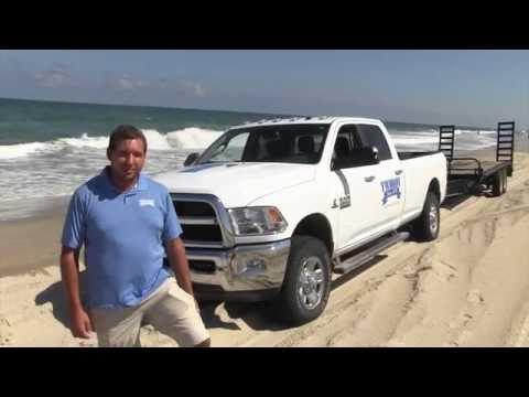How To Drive a Trailer on the Outer Banks 4x4