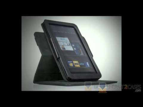 US+U Swivel ProFolio Kindle Fire Rotating Folio Case with Hand Strap review