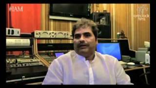 VISHAL BHARDWAJ ON HIS FAVORITE SONG FROM 'I AM' - BHOJHAL SI