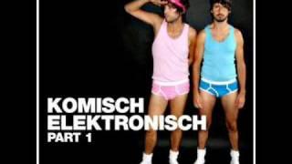 Komisch Elektronisch Radio Show 5.7.09.wmv