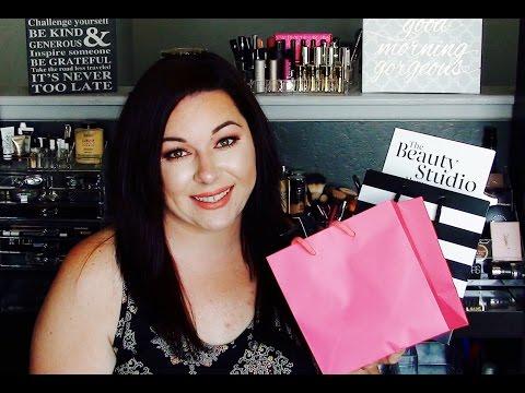 Beauty Haul!! Sephora, Beauty Fix, & CVS!!!