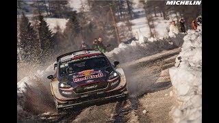 Highlights - 2018 WRC Rallye Monte-Carlo - Michelin Motorsport