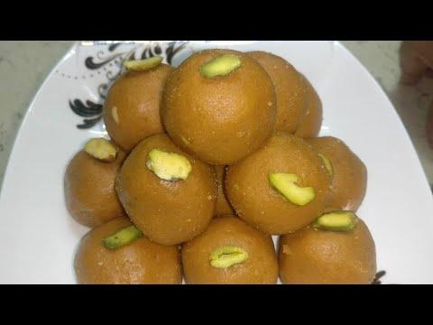 Besan Ke ladoo Banane ki Easy aur Traditional Recipe