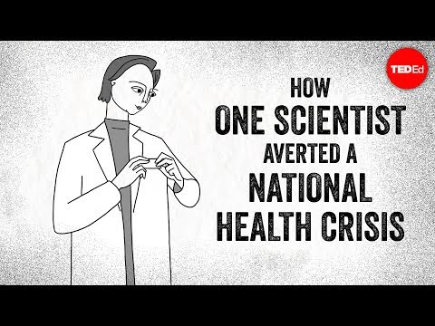 How one scientist averted a national health crisis - Andrea Tone