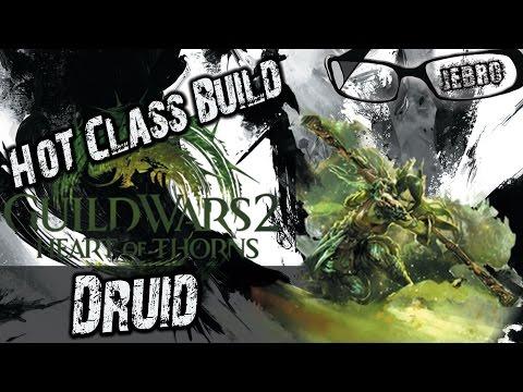 Druid Build Ranger - Staff/Greatsword Celestial Stats - GW2 Heart of Thorns