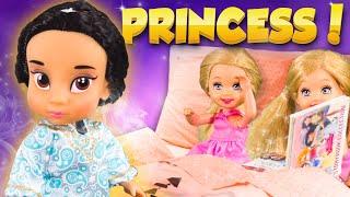Barbie - Disney Princess Storybook Surprise | Ep.210