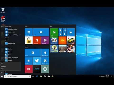Fix VirtualBox Showing Only 32-bit Guest Versions on 64-bit Windows 10 - 2019