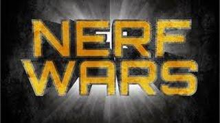 NERF WAR PART 2 !!!!