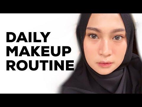 DAILY MAKEUP ROUTINE | Everyday Makeup Look | Makeup Sehari-hari Super Gampang! | INDONESIA