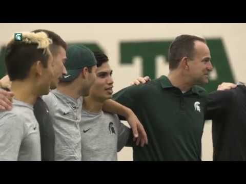 Michigan State Tennis- Senior Reflections