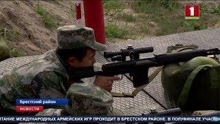 Белорусы, заняв первое место, выходят в финал конкурса «Снайперский рубеж»