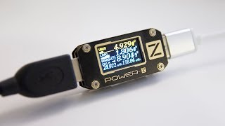Power-Z USB Voltage Current Tester