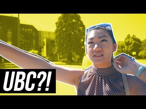 Life in Vancouver as a UBC Student 2017 (University of British Columbia)