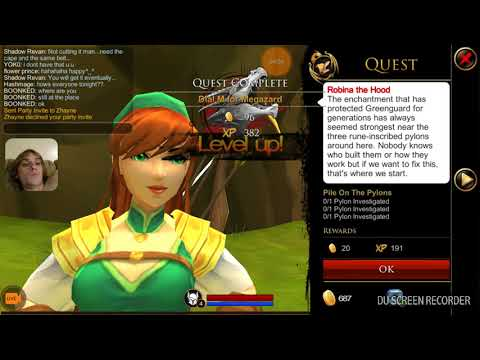 Adventure Quest 3D first quests