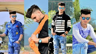 Professional Photoshoot Pose For Boys Brand Style