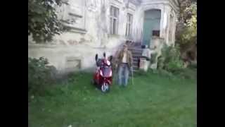 Leszek testuje skuter elektryczny inwalidzki ZTECH ZT-15 E-Bike