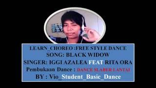 Download Black Widow IGGY AZALEA ft RITA ORA - Learn Make #Dance choreo @Vio DANCER Video