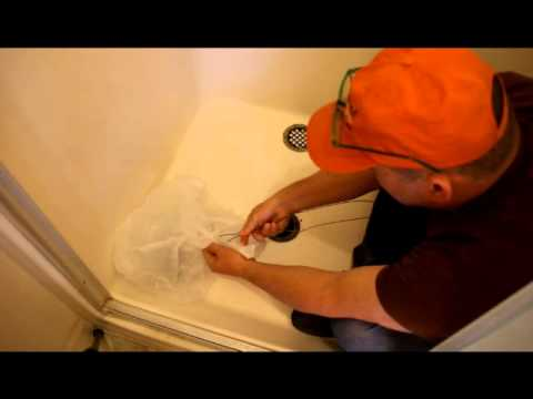 Unclog Shower Drain (How to)