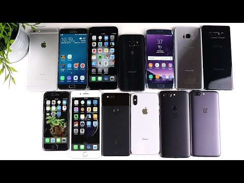 Phones I would upgrade to Galaxy S9...