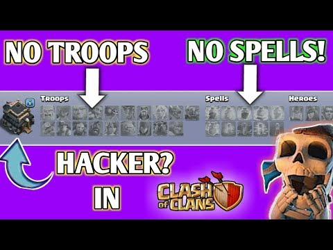 DID HE HACKED CLASH OF CLANS? 🤔 || NO TROOPS, NO SPELLS, NO HEROES 😱