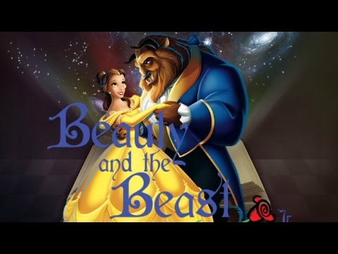 A Friend For Phillipe Story Book by Disney Story Time  Beauty and The Beast