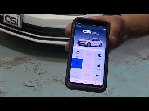 MyStart Smartphone App For Remote Starters Volkswagen Jetta 2017