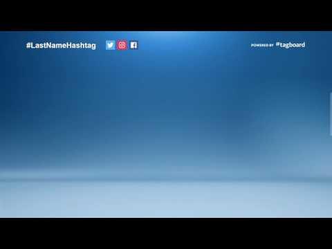 Last name wedding hashtag apology goes viral