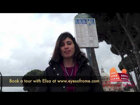 Rome: How to Take the Bus in Rome