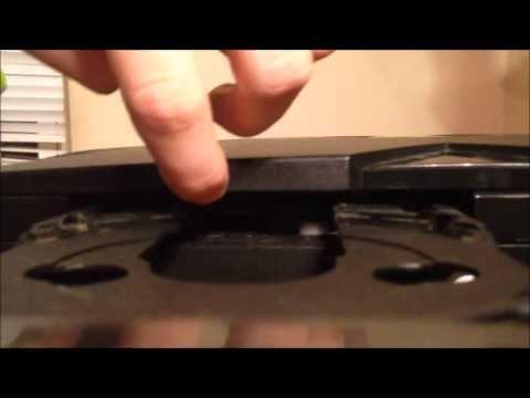 Stuck Disc Tray Repair - Original Xbox