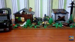 LEGO (самоделка №10) на тему S.T.A.L.K.E.R.