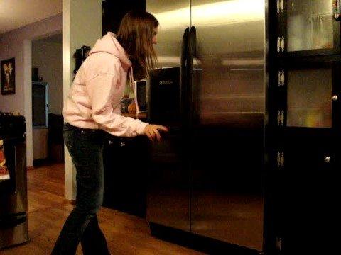 Freezer Door Suction