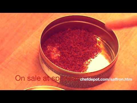 real saffron