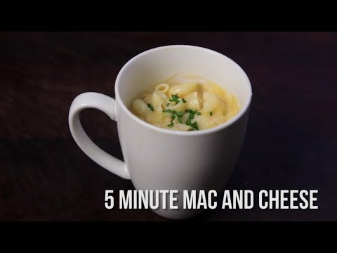 How to cook 5 Minute Mac and Cheese (Quickie)