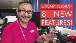 OrCam Version 8 - new features