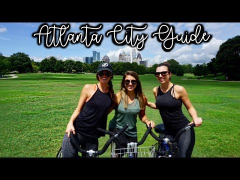 My Travel Diaries | ATLANTA