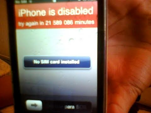 How to: Remove Forgotten Passcode off your iPhone, iPad, or iPod Touch! STEP BY STEP!