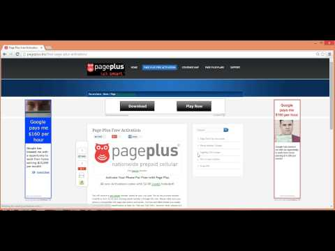 How To Activate Pageplus Phone