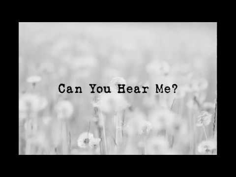 Can You Hear Me? | A Song for #MillionsMissing | ME Awareness