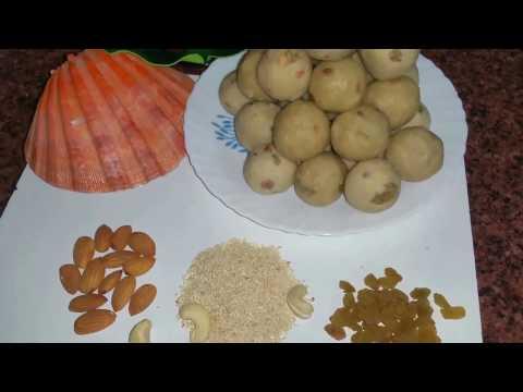 तिल चीनी के लड्डू | How to Make Til ke Laddu with Sugar | Instant Til Ladoo Recipe