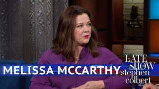 Melissa McCarthy Has Intense Game Nights With Octavia Spencer