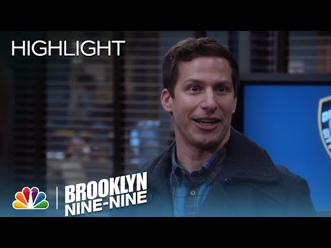 Jake Assembles The Party Squad For His Bachelor Party | Season 5 Ep. 19 | BROOKLYN NINE-NINE