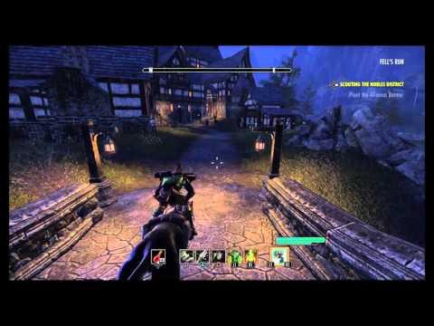 [ESO] Elder Scrolls Online: Rivenspire Treasure Map III Location