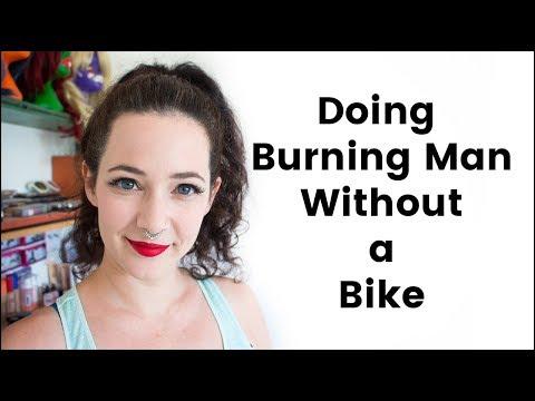 Doing Burning Man Without a Bike